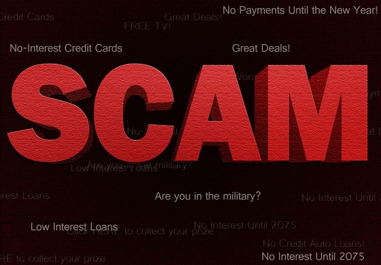 avoid online scams