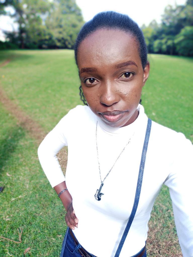 Infinix S5 Selfie Portrait