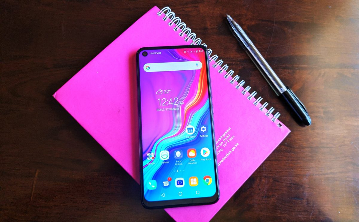 Infinix S5 Review feat