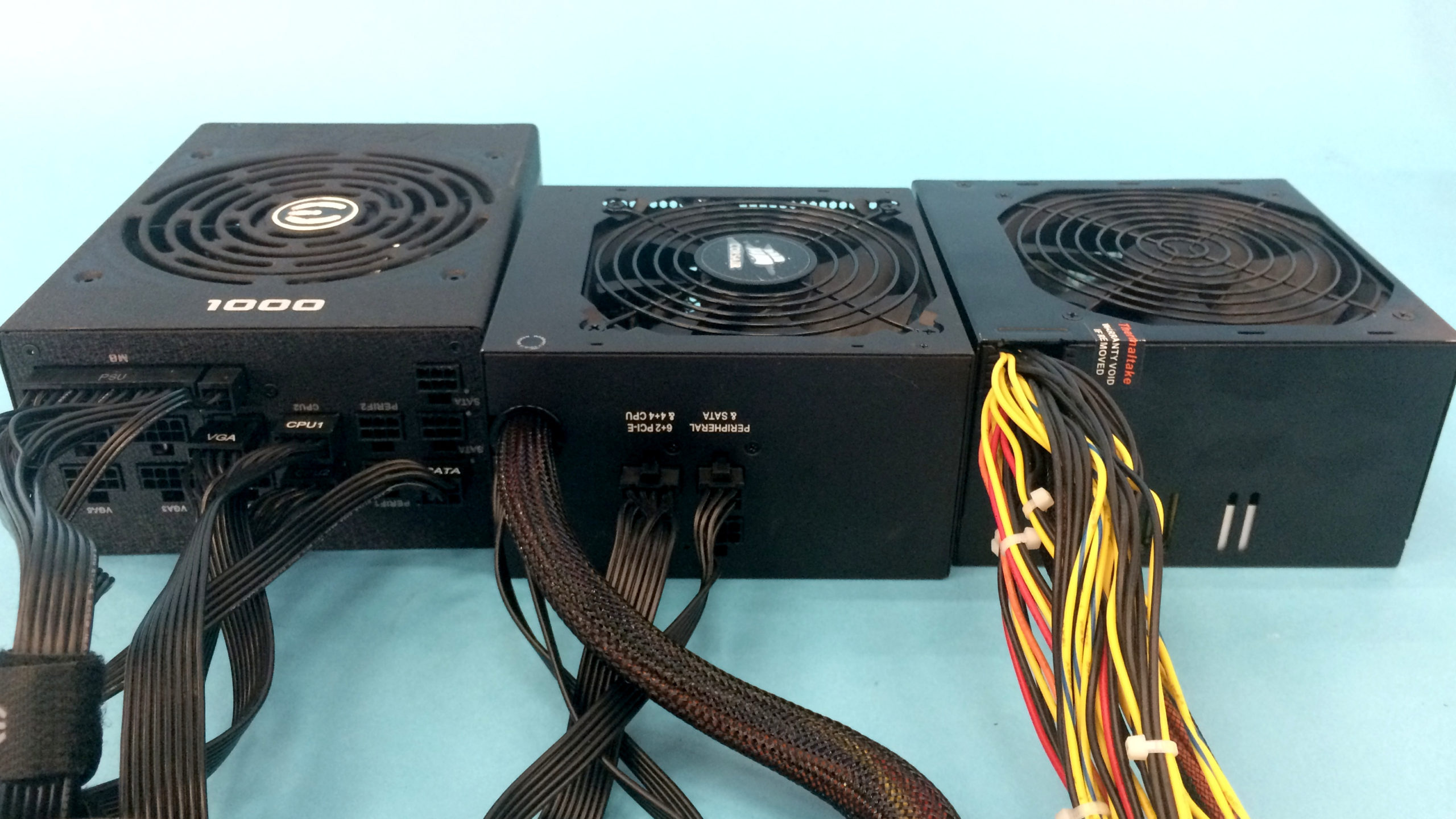 choosing a PC power supply