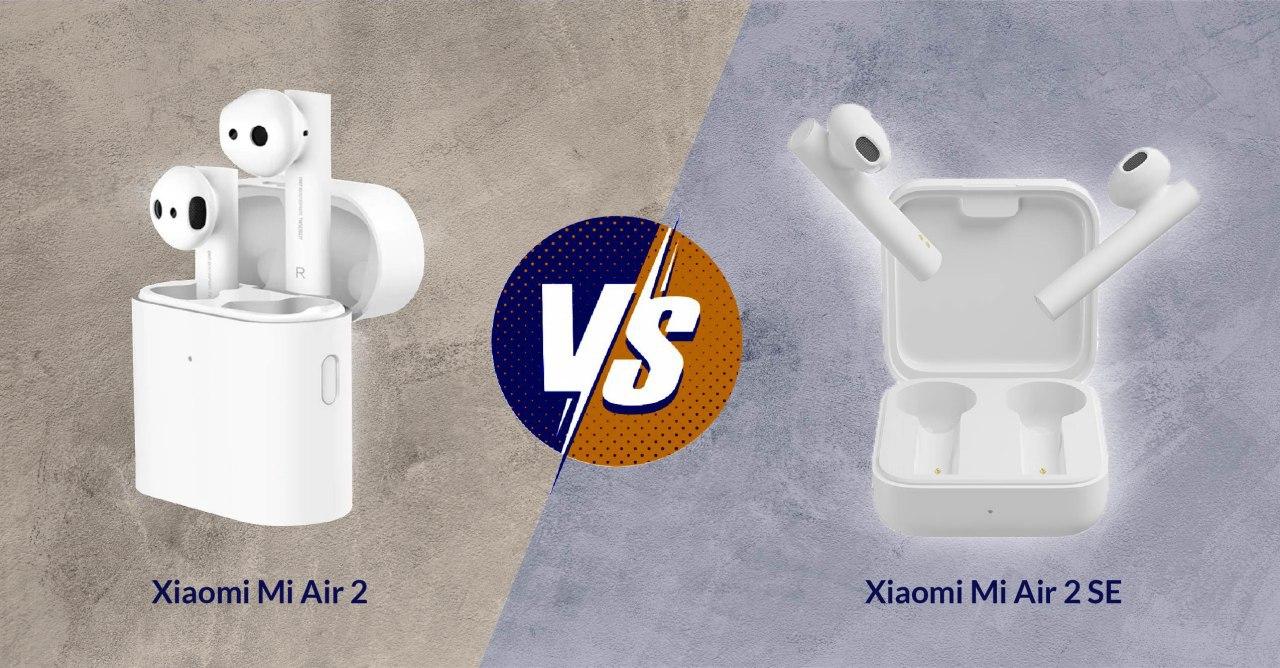 Mi Air2 vs Mi Air2 S vs Mi Air2 SE