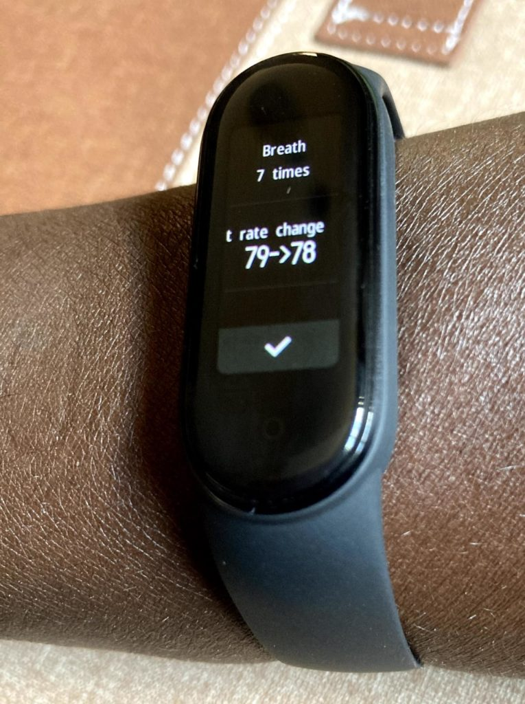 top mi band 5 features