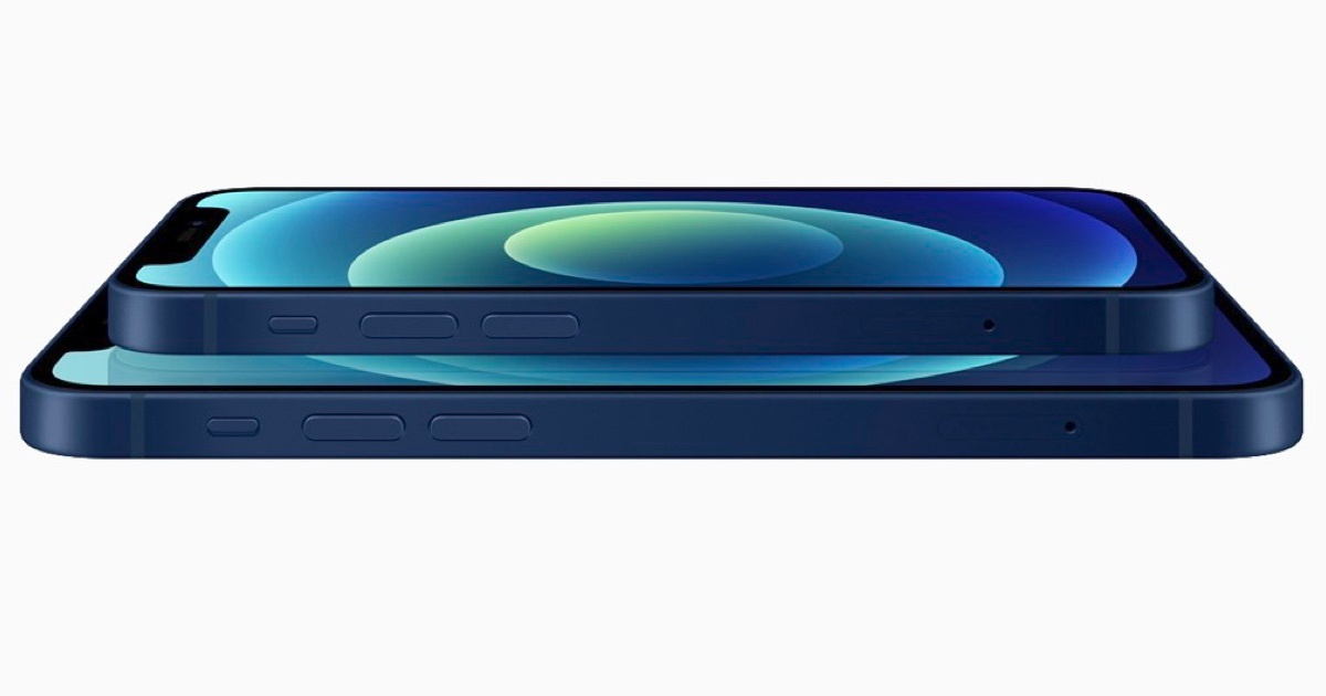 iPhone 12 display is protected with the new Ceramic Shield