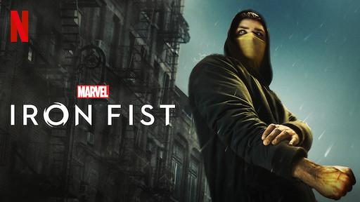 Best Netflix original series iron fist