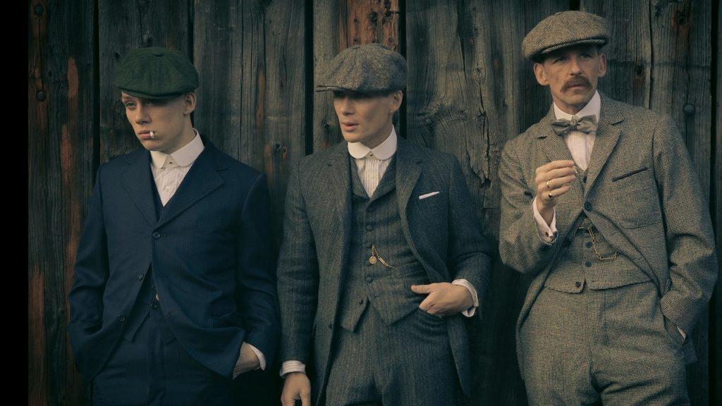 Best Netflix original series peaky blinders