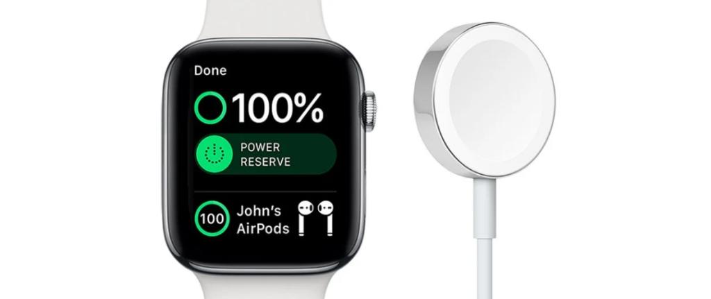 Apple Watch SE - Battery