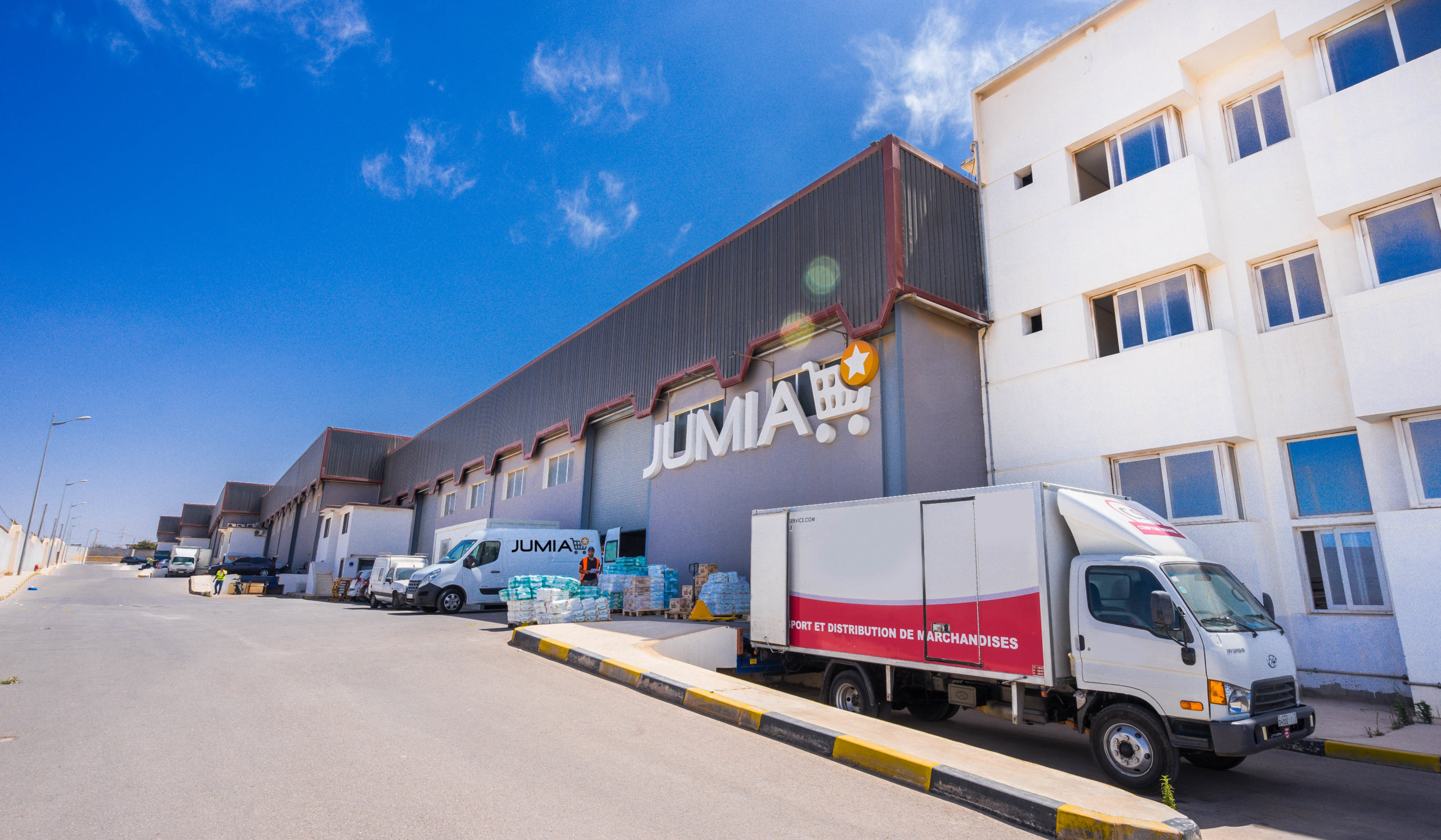 Jumia Logistics Services