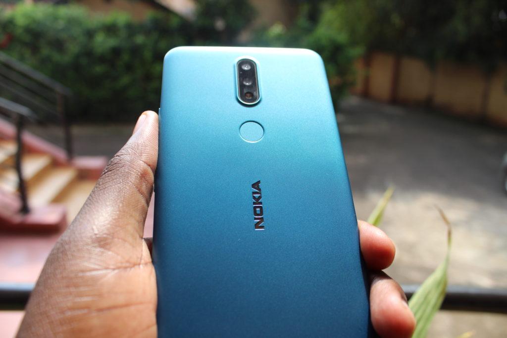 Nokia 2.4 Back Side