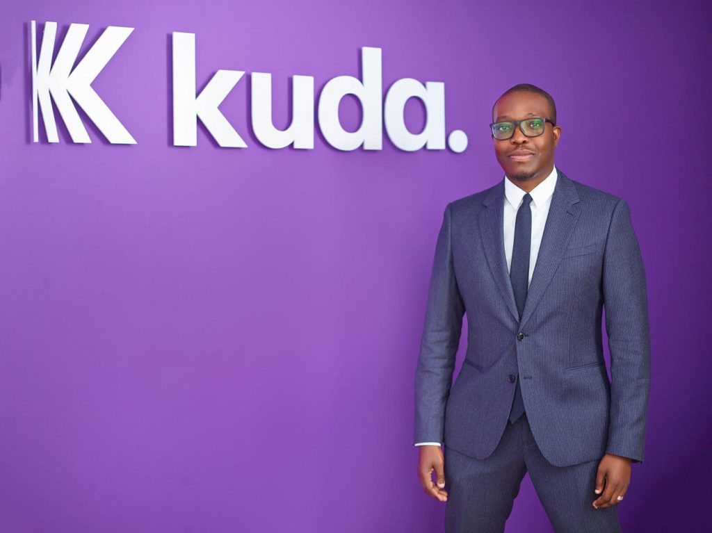 Babs Ogundeyi, CEO Kuda raises seed round