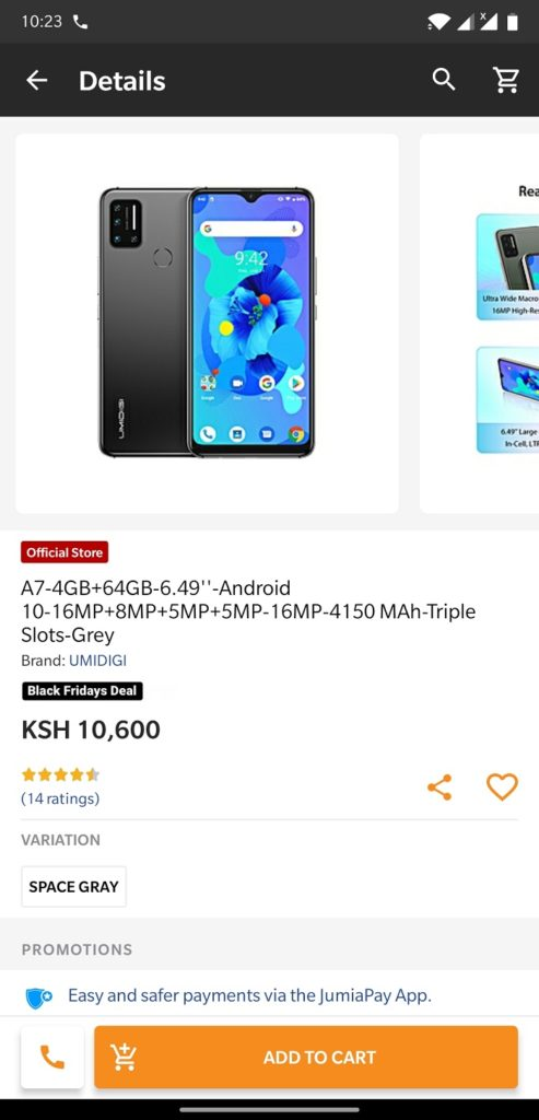Jumia Kenya Black Friday 2020: Here are the best deals to ...