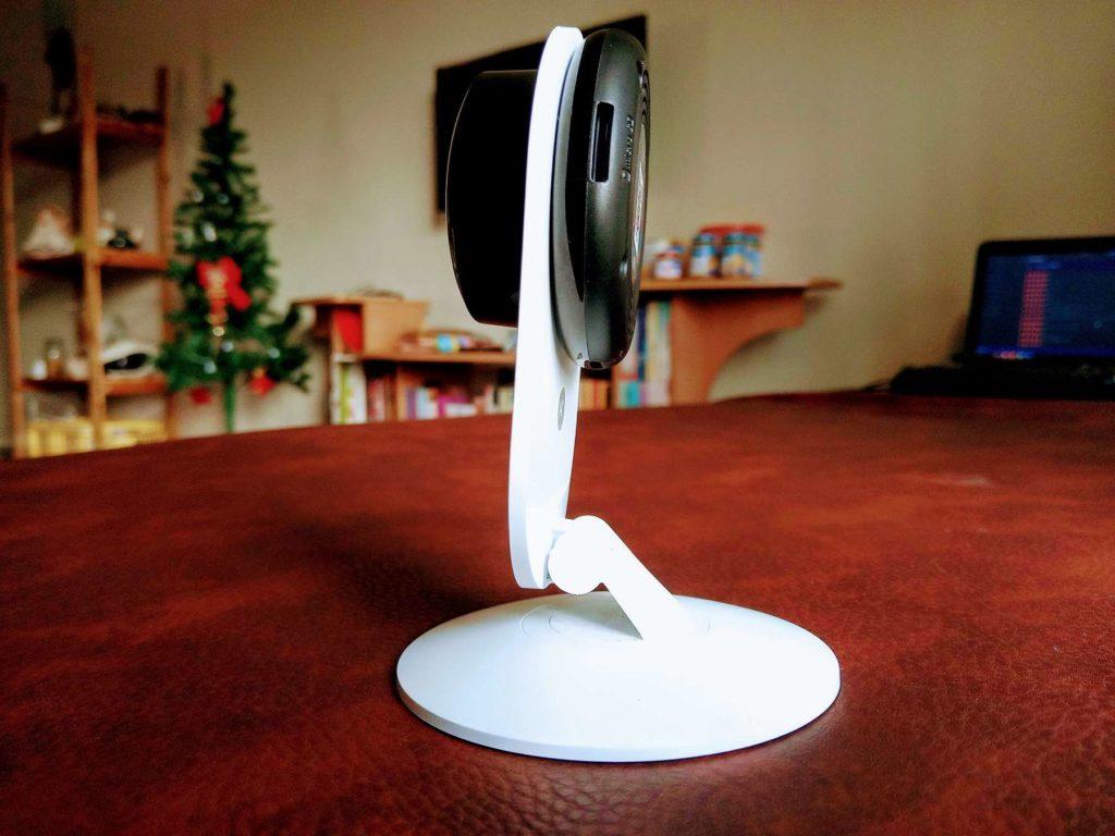 Yi 1080P Home Camera side shot