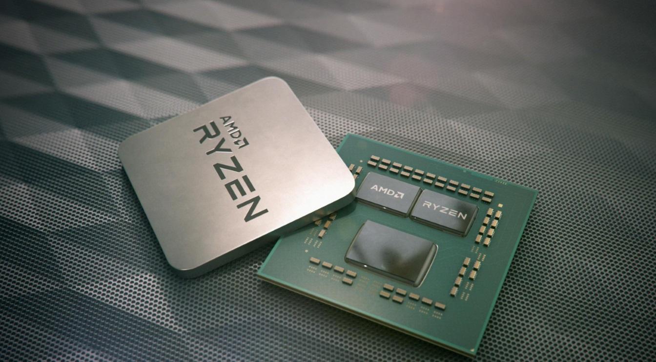 AMD Zen 2 processor