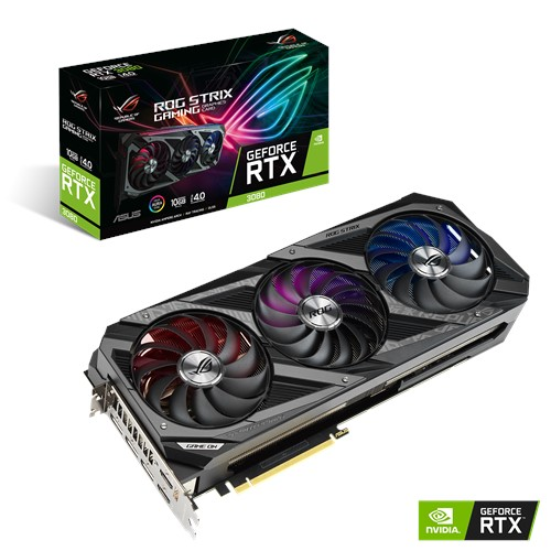 Asus geforce rtx 3080 - top tech products 2020