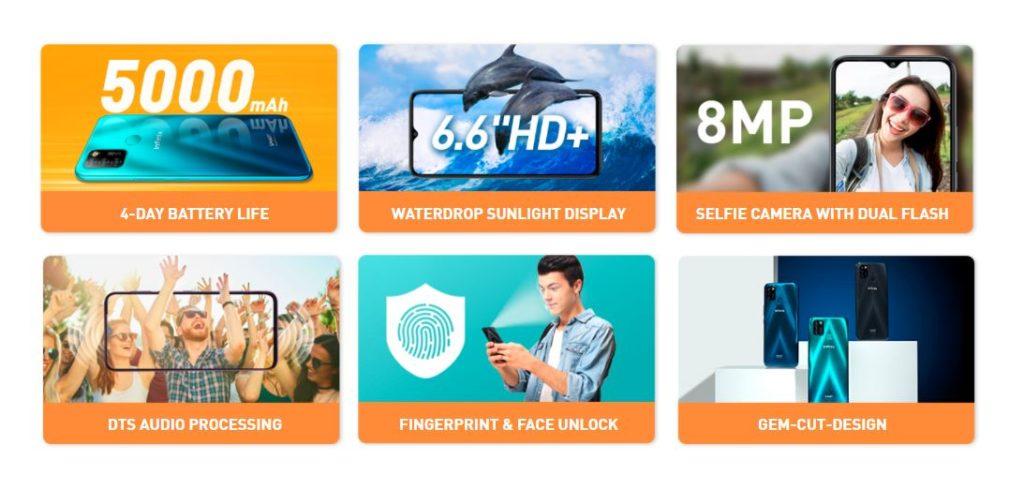 Infinix Phones 2020