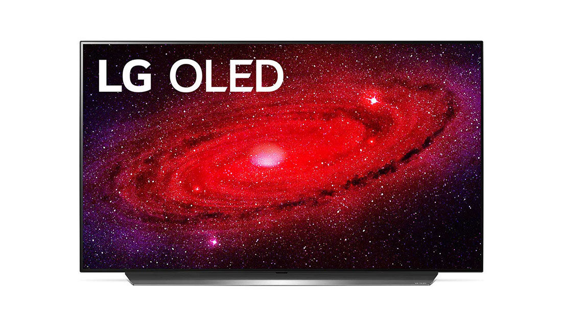 LG OLED-CX TV