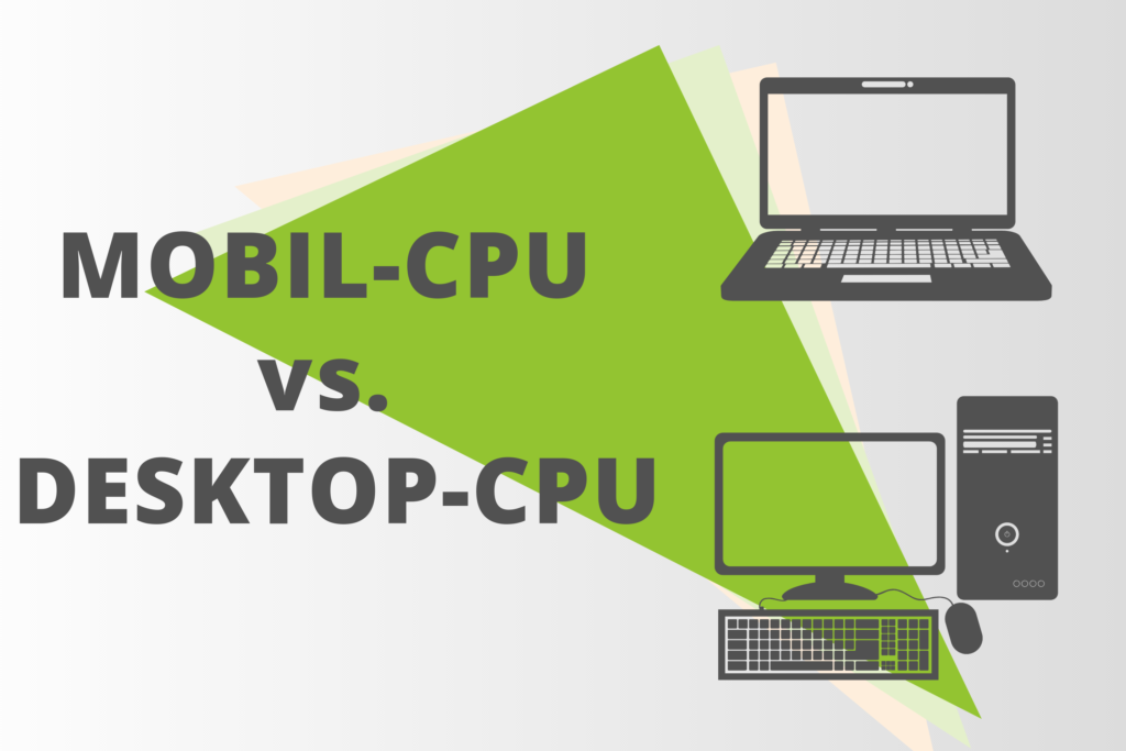 Desktop and mobile CPUs