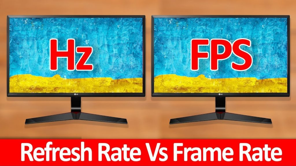 FPS and Refresh rate