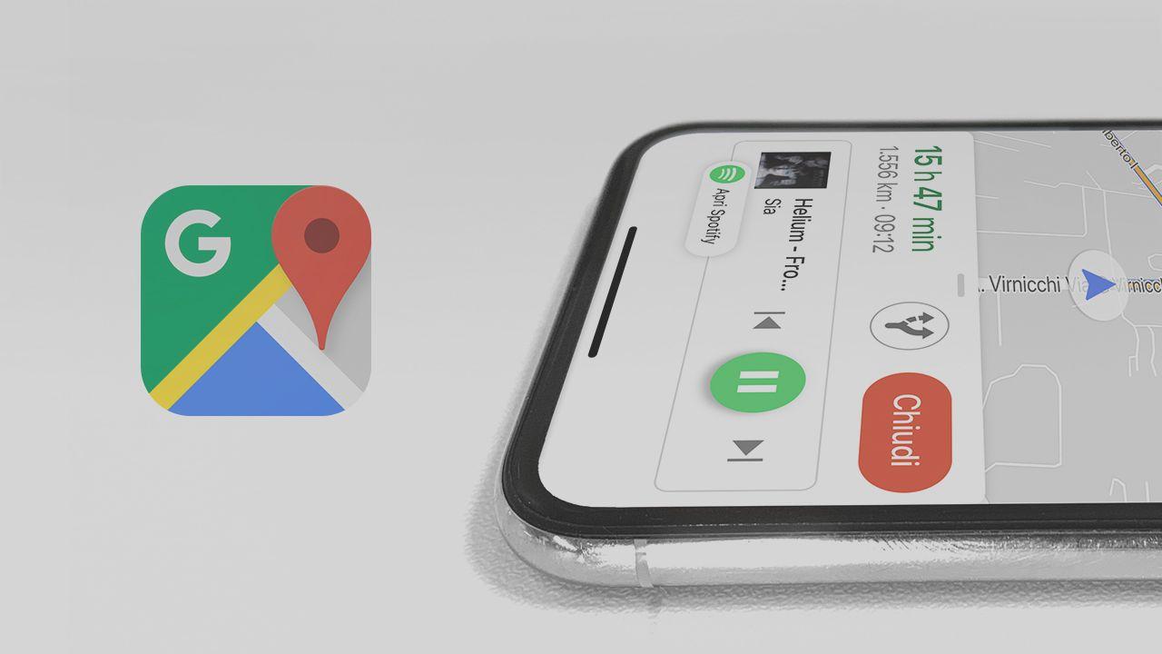 google-maps-spotify-apple-music