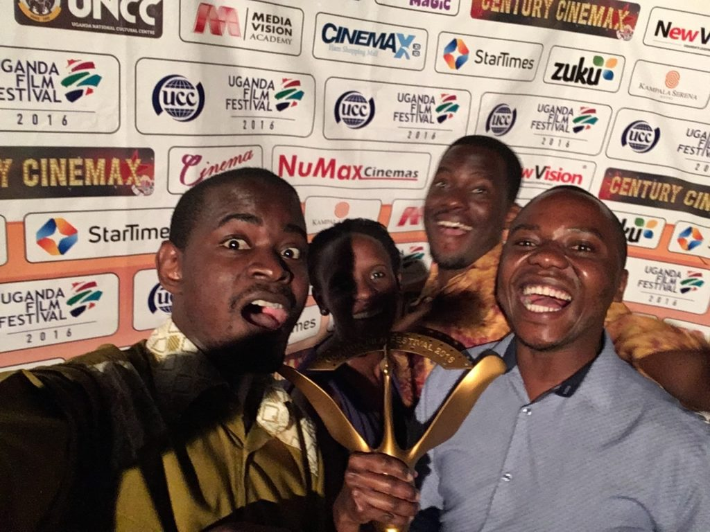 Addmaya-team-in-excitement-after-winning-an-award-at-the-UFF