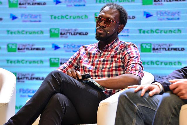 Olugbenga Agboola, CEO Flutterwave