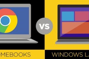 Chromebook vs Laptop: What's the Difference?