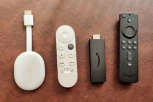 Android TV: Chromecast with Google TV vs Fire TV Stick Lite (3rd Gen)