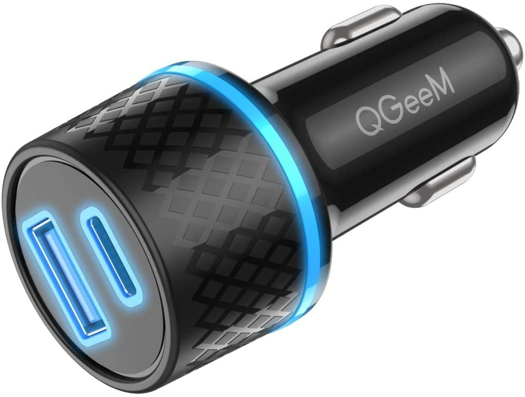 best laptop car chargers