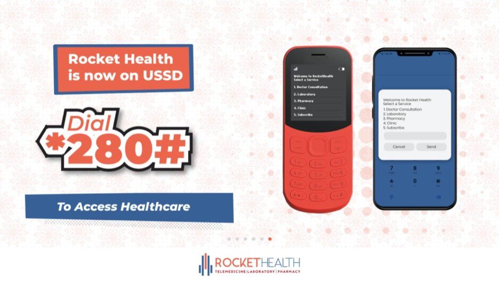 Rocket Health USSD Code *280#Rocket Health USSD Code *280#