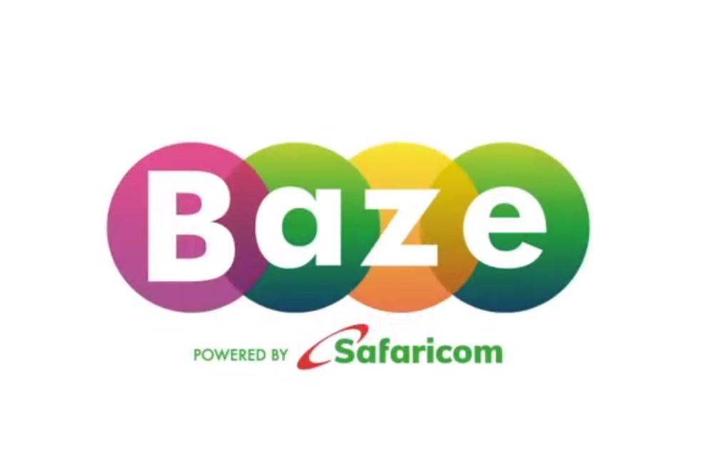 Safaricom-baze