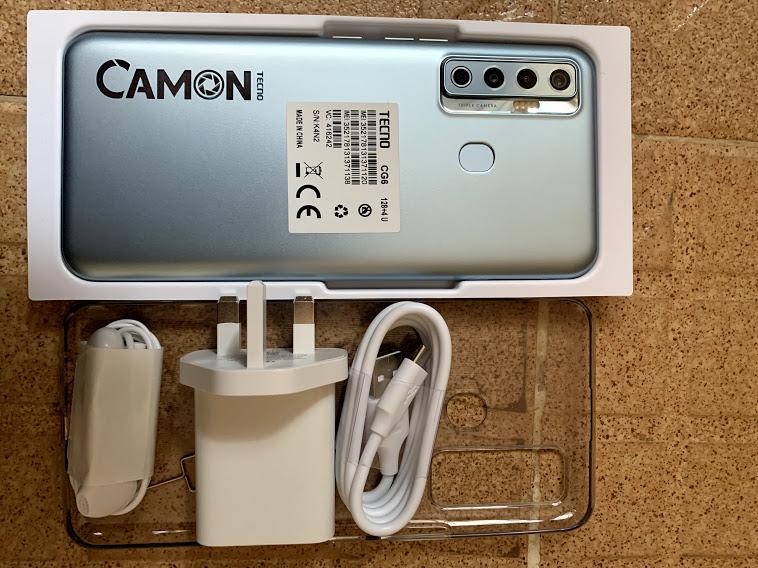 Camon camera