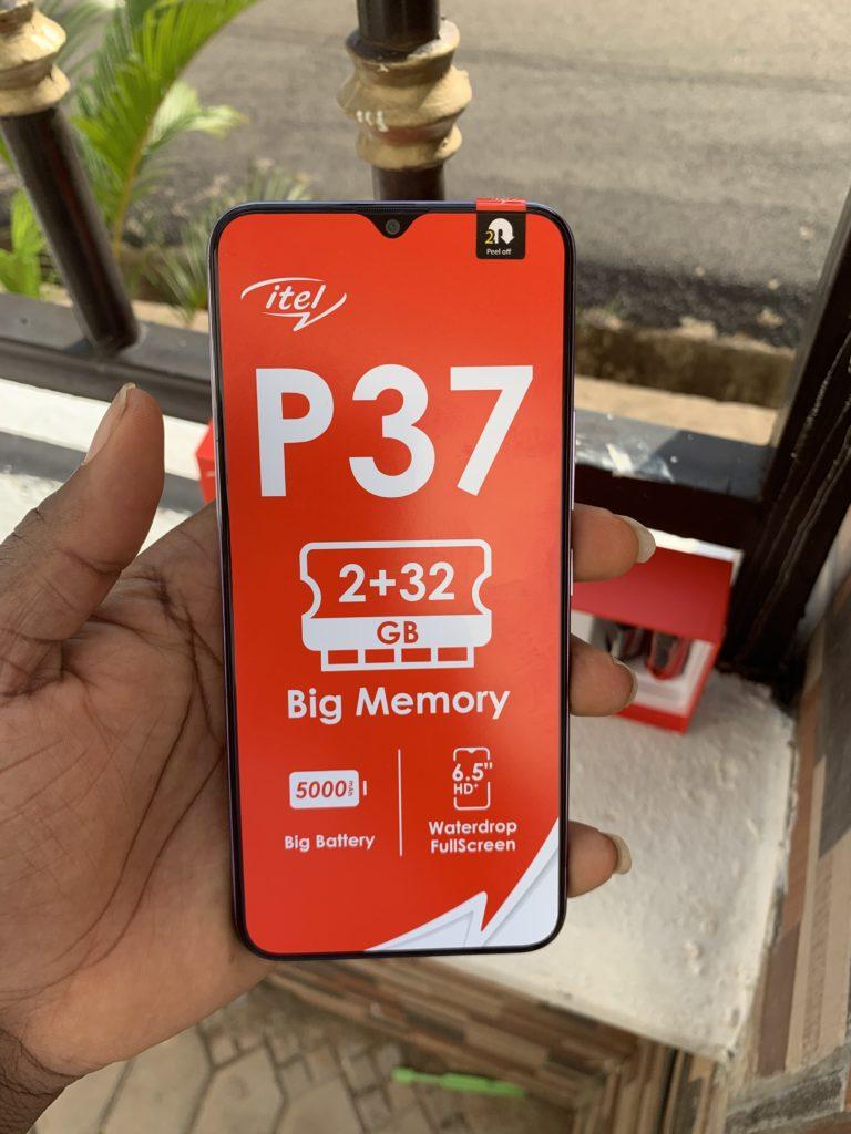 itel P37