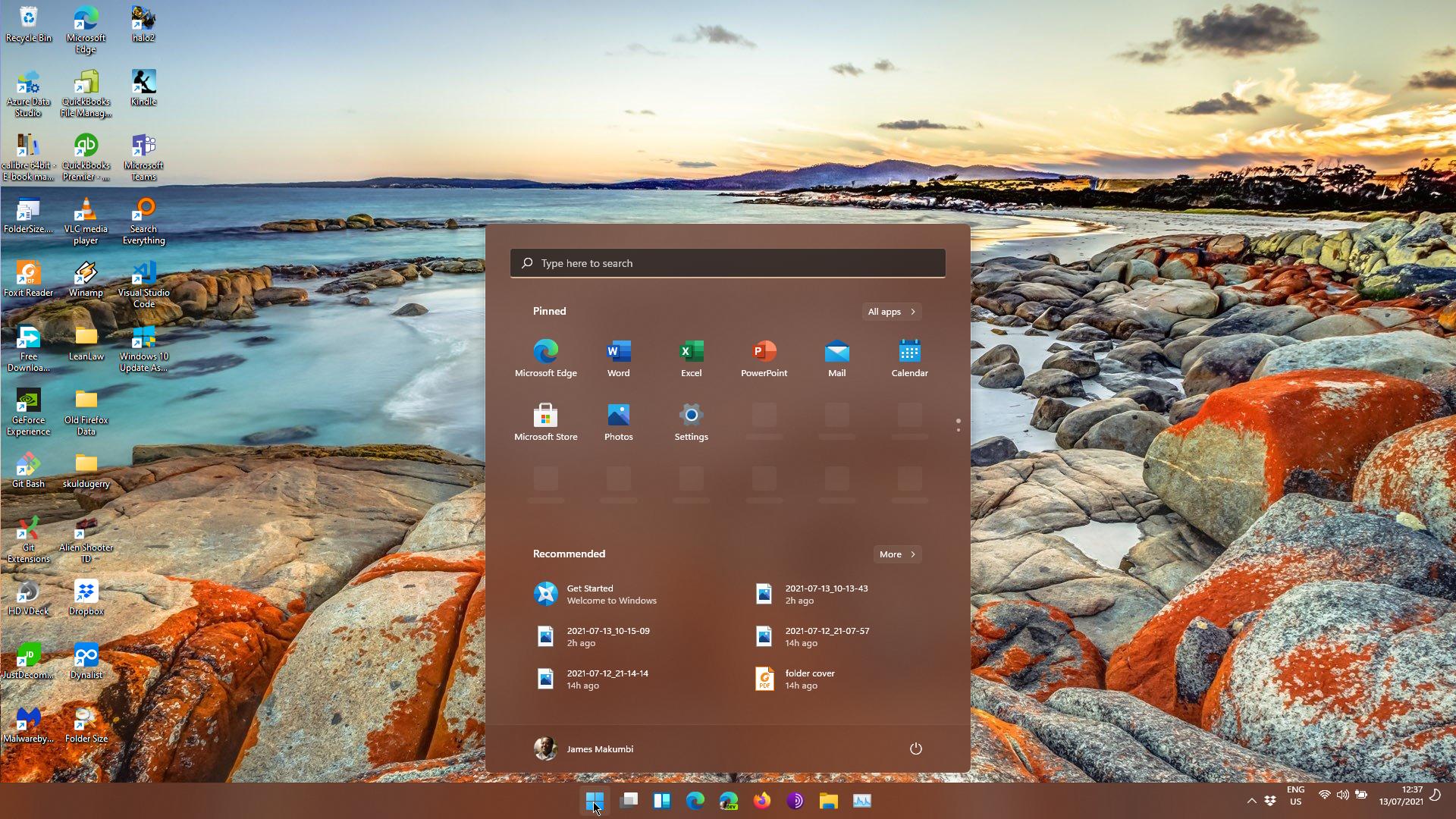 Windows 11 on my 7ry old pc