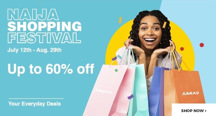 Naija shopping festival Jumia