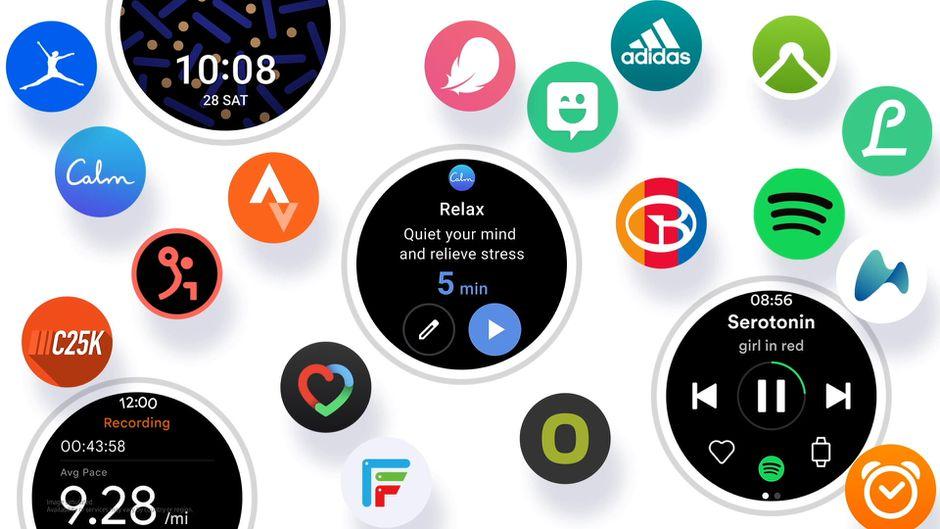Wear OS 3 Apps