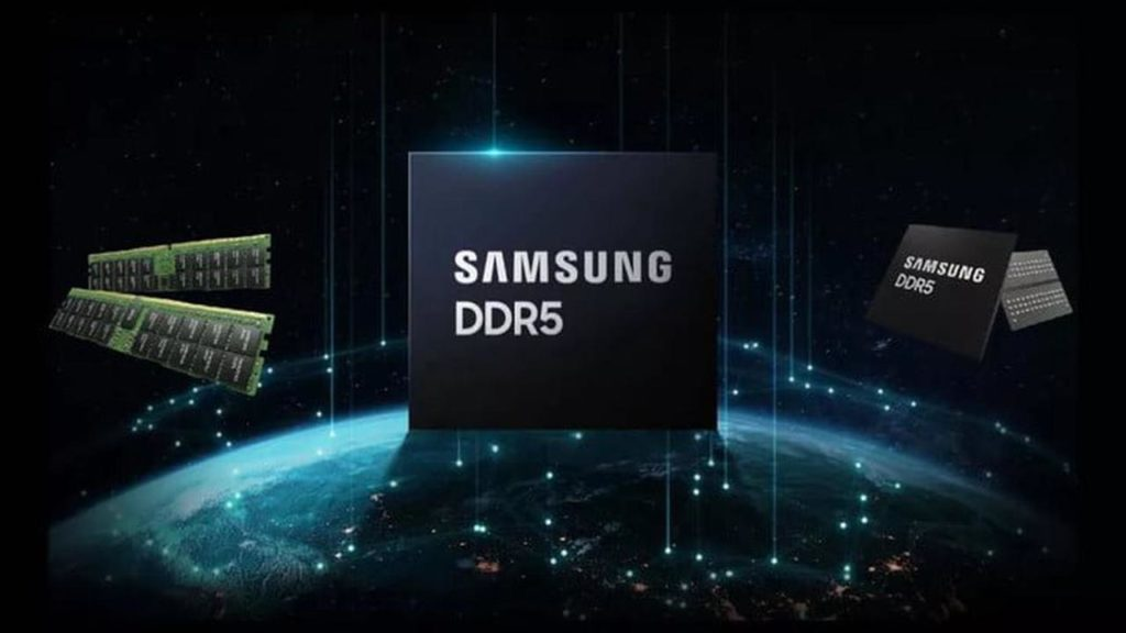 Samsung DDR5 Memory