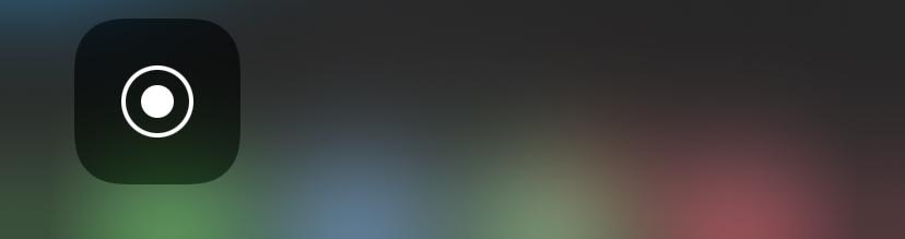 record screen iPhone