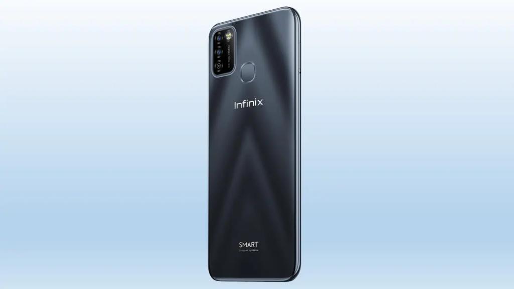 Infinix Smart 5A Back View