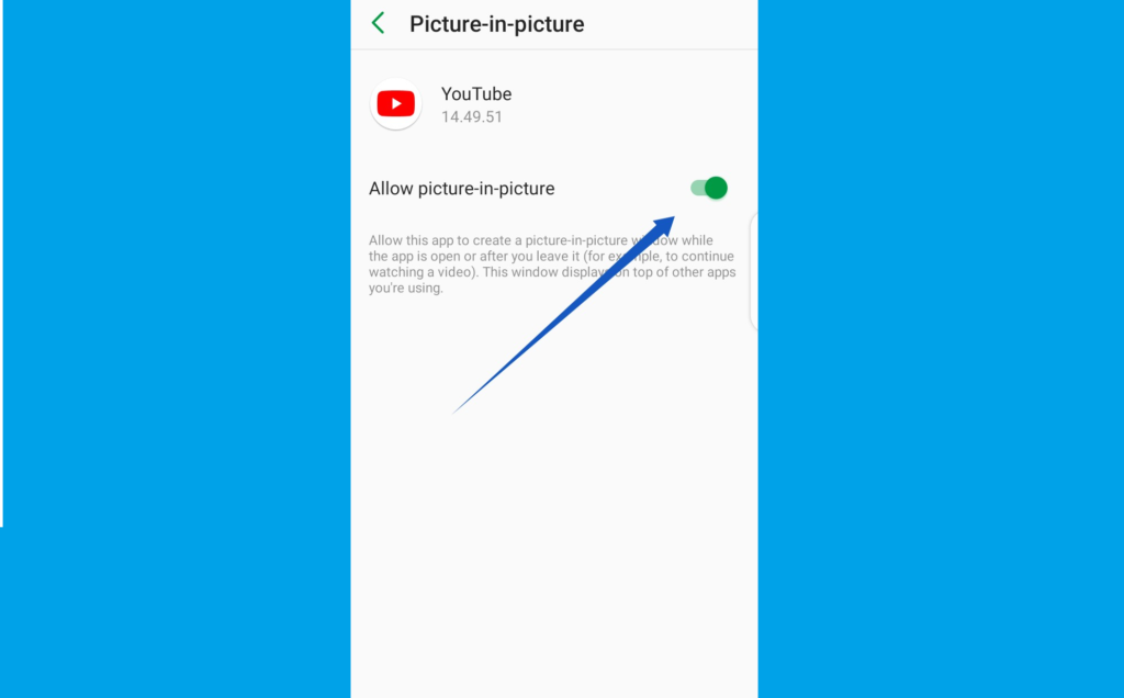 Get YouTube Picture-in-Picture
