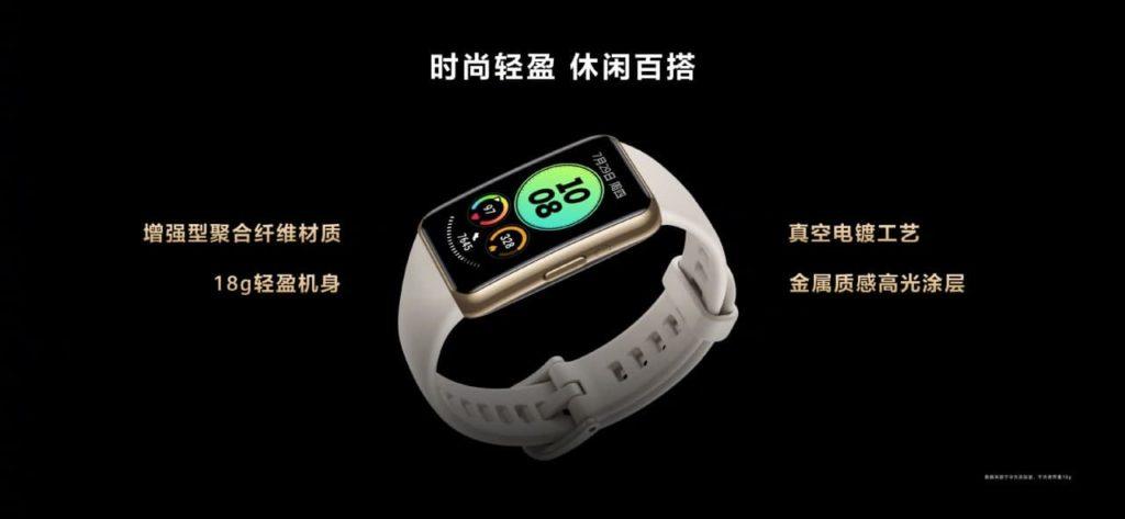 Huawei Band 6 Pro launch