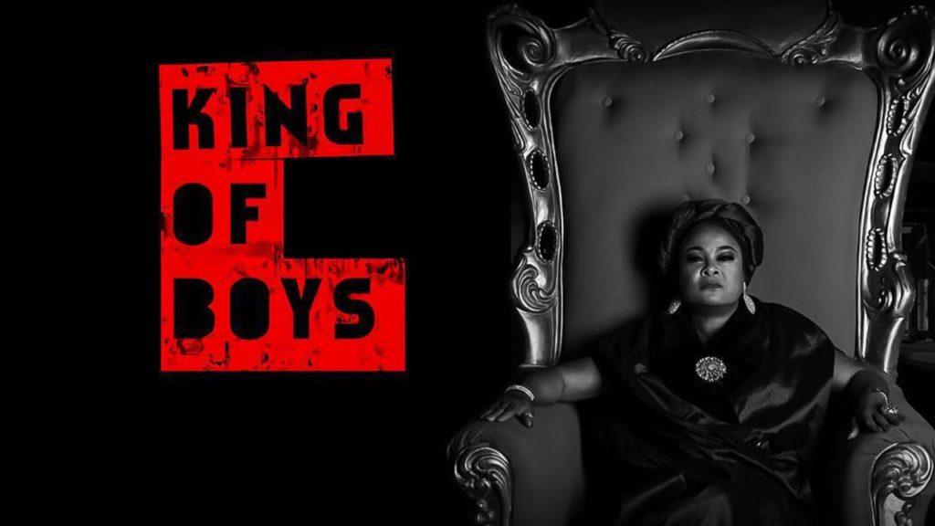 Nollywood movies on Netflix king of boys