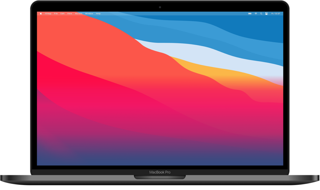 MacBook pro desktop background