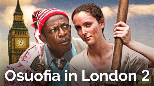 Nollywood movies on Netflix osuofia