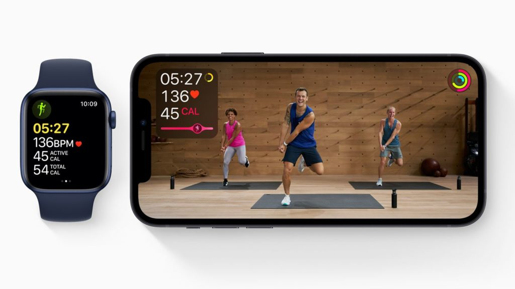 Apple fitness+ new countries
