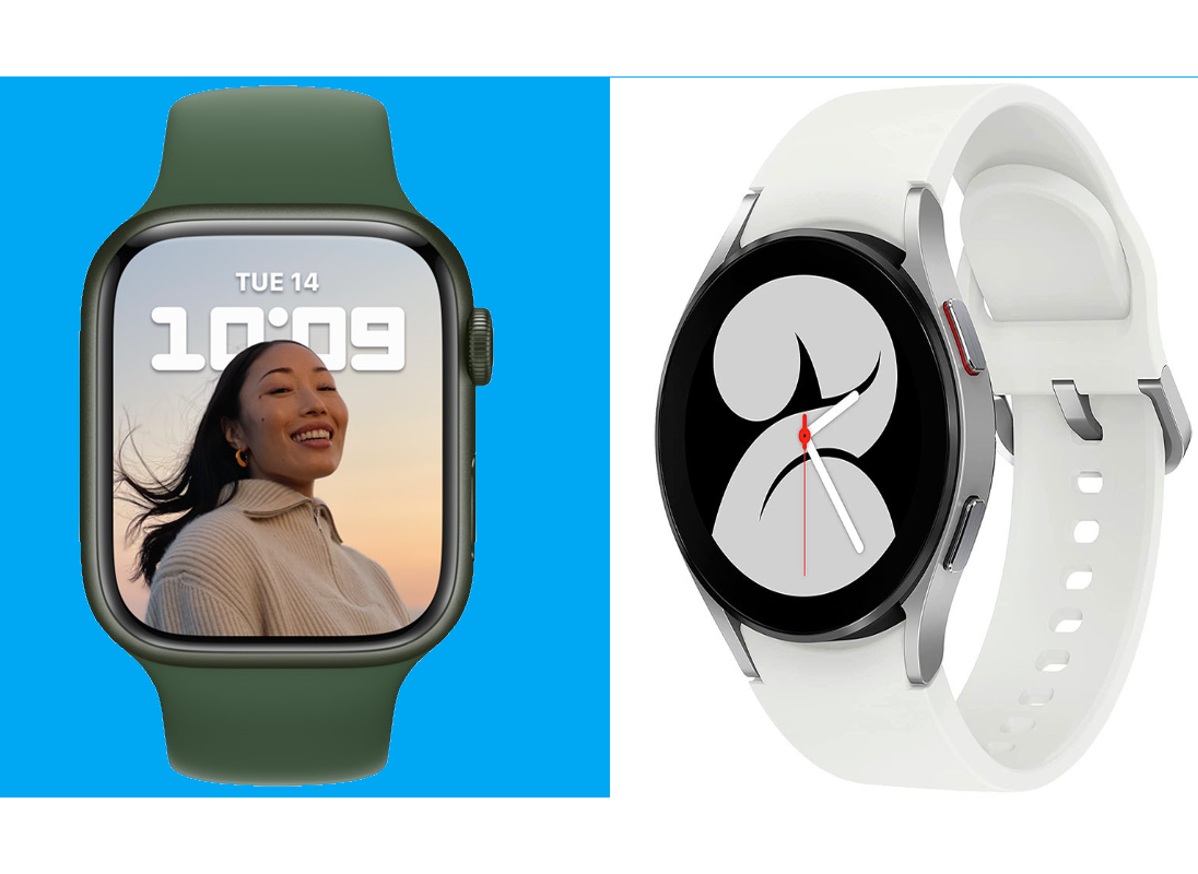 Apple Watch Series 7 vs Samsung Galaxy Watch4