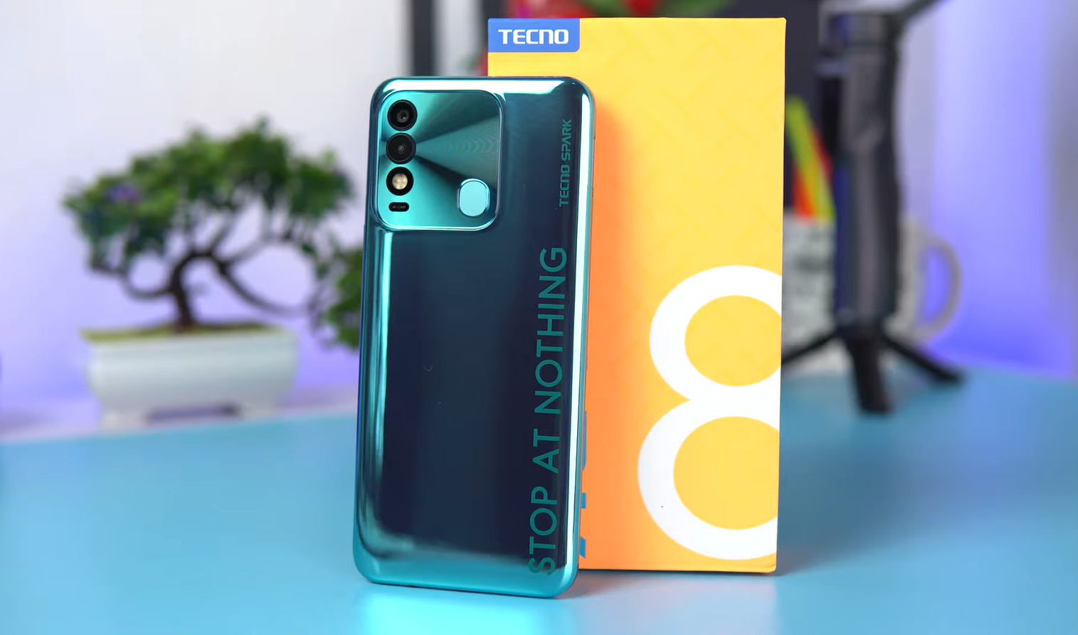 Tecno Spark 8 feature image