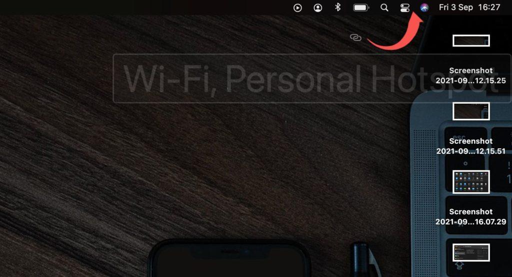 rearrange menu bar icon mac