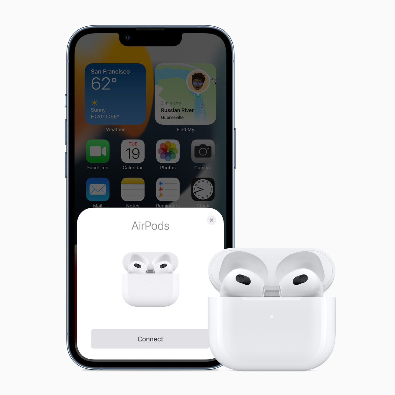 Airpods 3 one touch